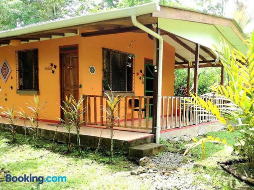 Cabinas Caribe Luna - Cahuita - Balcony