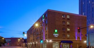 Holiday Inn Express Hotel & Suites Downtown Minneapolis, An Ihg Hotel - Minneapolis - Byggnad