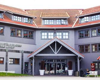 Clarion Hotel & Congress Oslo Airport - Gardermoen - Building