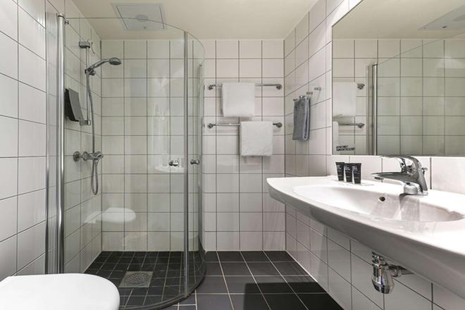 Clarion Hotel & Congress Oslo Airport - Gardermoen - Μπάνιο