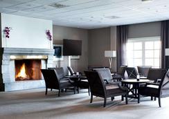 Clarion Hotel & Congress Oslo Airport - Gardermoen - Oleskelutila