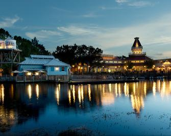 Disney's Port Orleans Resort - Riverside - Lake Buena Vista - Outdoor view