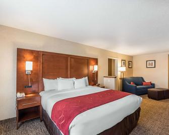 Comfort Suites Longmont - Firestone - Slaapkamer