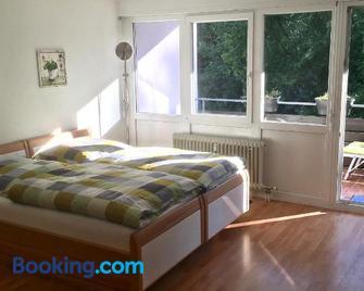 Ferienwohnung Asal - Waldbronn - Bedroom