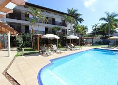 Hotel Ilhas Do Caribe - Guarujá - Pool