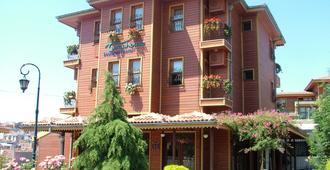 Turquhouse Hotel - איסטנבול - בניין