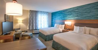 TownePlace Suites by Marriott Miami Airport - Miami - Schlafzimmer