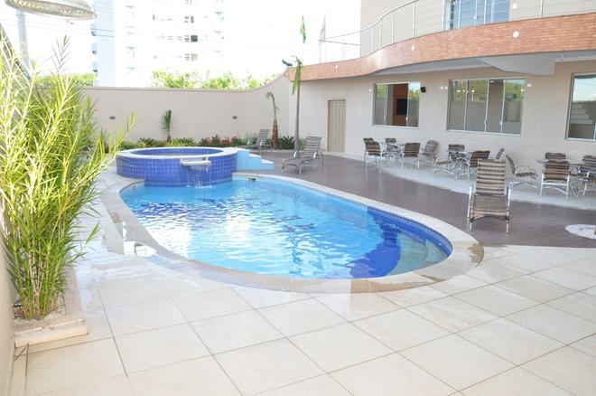 Lotus Hotel - Guaratinguetá - Pool