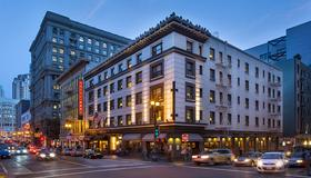 Hotel Abri - Union Square - San Francisco - Building