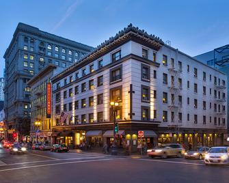 Hotel Abri Union Square - San Francisco - Building