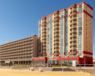 Residence Inn by Marriott Virginia Beach Oceanfront - Virginia Beach - Building