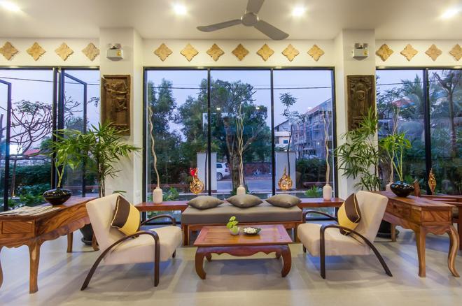 Landing Gold Villa - Siem Reap - Lobby