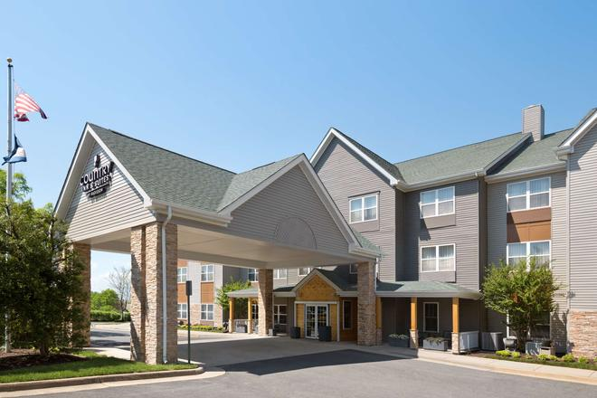 Country Inn & Suites Washington Dulles Internation - Sterling - Κτίριο
