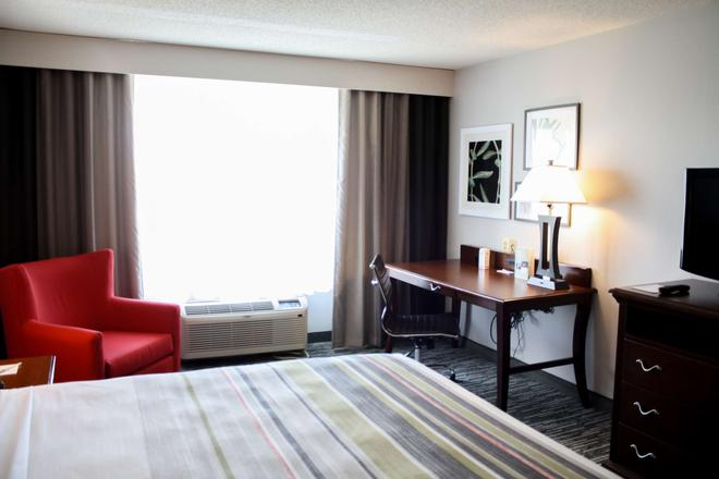 Country Inn & Suites Washington Dulles Internation - Sterling - Κρεβατοκάμαρα