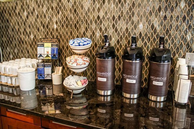 Country Inn & Suites Washington Dulles Internation - Sterling - Restaurante