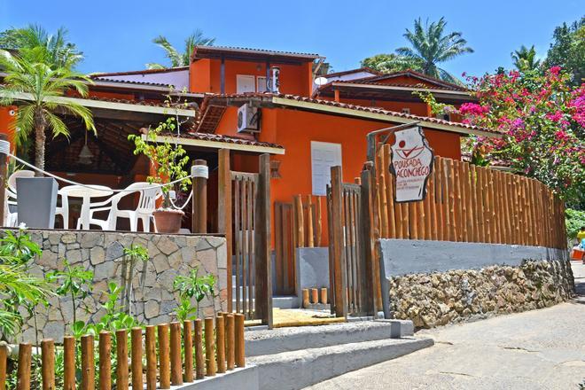 波薩達阿康切戈旅館 - 聖保羅山 - 莫羅聖保羅 - 建築
