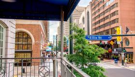 Ellis Hotel, Atlanta, a Tribute Portfolio Hotel - Atlanta - Outdoors view