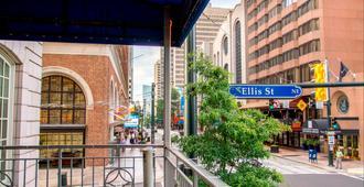 Ellis Hotel, Atlanta, a Tribute Portfolio Hotel - Atlanta - Näkymät ulkona