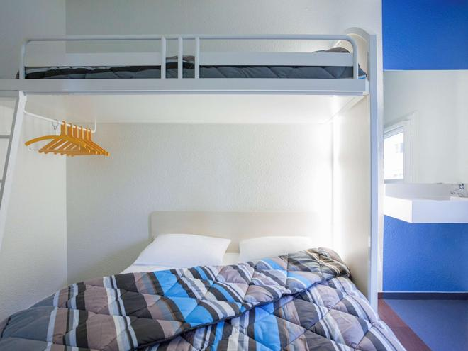 hotelF1 Limoges - Limoges - Bedroom
