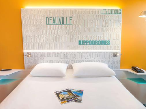 Ibis Styles Deauville Centre - Deauville - Phòng ngủ