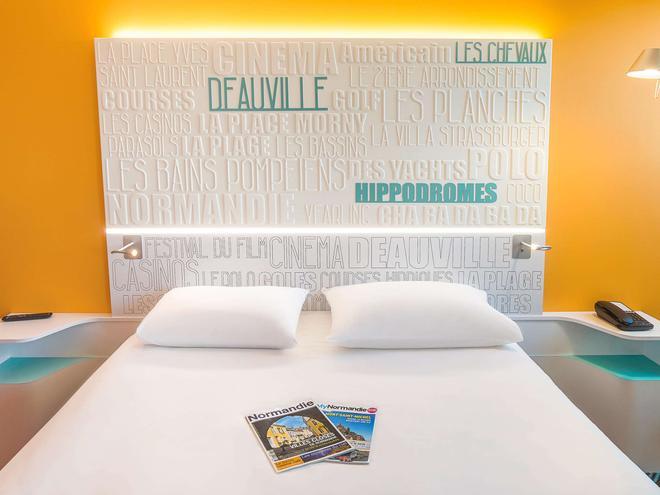 Ibis Styles Deauville Centre - Deauville - Bedroom