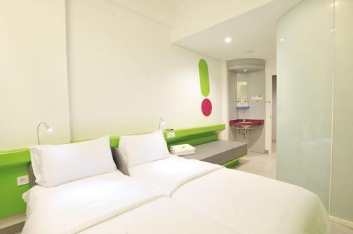 Pop! Hotel Diponegoro - Surabaya - Habitación