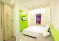 Pop! Hotel Diponegoro - Surabaya - Bedroom
