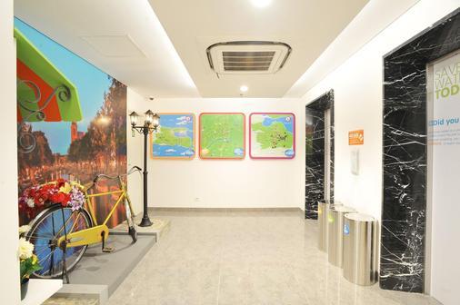 Pop! Hotel Diponegoro - Surabaya - Hallway