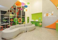 Pop! Hotel Diponegoro - Surabaya - Lobby
