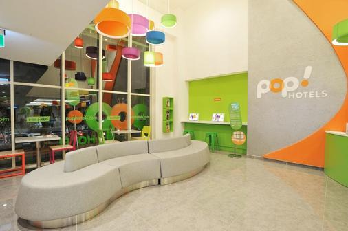 Pop! Hotel Diponegoro - Surabaya - Recepción