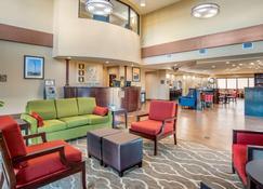 Comfort Suites Gulfport - Gulfport - Lobby