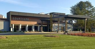 Courtyard by Marriott Charlotte SouthPark - Charlotte - Building