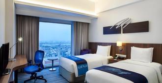 Holiday Inn Express Jakarta Pluit Citygate - ג'קרטה - חדר שינה