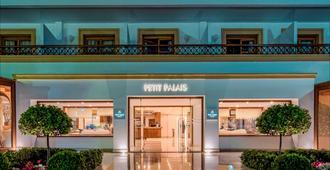 Mitsis Petit Palais Beach Hotel - Rhodes - Building