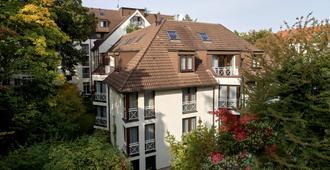 Balance Hotel Leipzig Alte Messe - Leipzig - Toà nhà