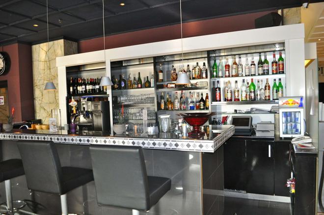 Savoy Hotel Frankfurt - Francoforte - Bar