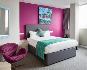 Citrus Hotel Cardiff by Compass Hospitality - Cardiff - Phòng ngủ