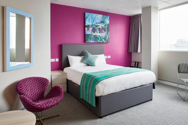 Citrus Hotel Cardiff by Compass Hospitality - Cardiff - Bedroom