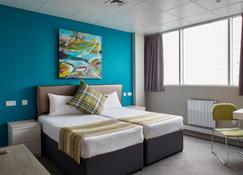 Citrus Hotel Cardiff by Compass Hospitality - Cardiff - Slaapkamer