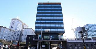 Citrus Hotel Cardiff by Compass Hospitality - קארדיף - בניין