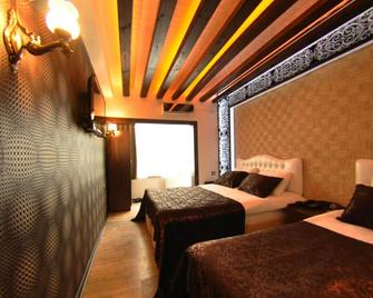 Nevizade Otel & Restaurant - Amasya - Slaapkamer