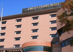 Takeo Century Hotel - Takeo - Edificio