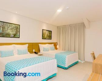 Beach Hotel Juquehy - Juquei - Bedroom