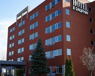 Hôtel Le Dauphin Montréal - Longueuil - Longueuil - Building