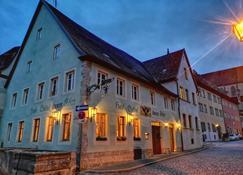 Hotel Schwarzer Adler - Rothenburg ob der Tauber - Building
