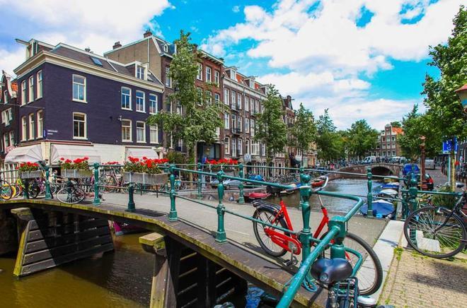Hotel De Looier - Amsterdam - Näkymät ulkona