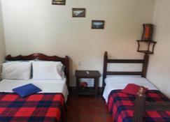 Hostal La Mansion de Virginia - Barichara - Bedroom