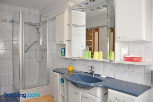 Hotel Haus Orchideental Jena - Jena - Bathroom