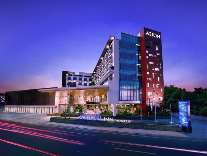 Aston Inn Mataram - Mataram - Building