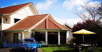 Rotorua Coachman Spa Motel - Rotorua - Rakennus